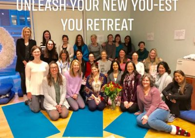 Unleash Your You-est You Retreat