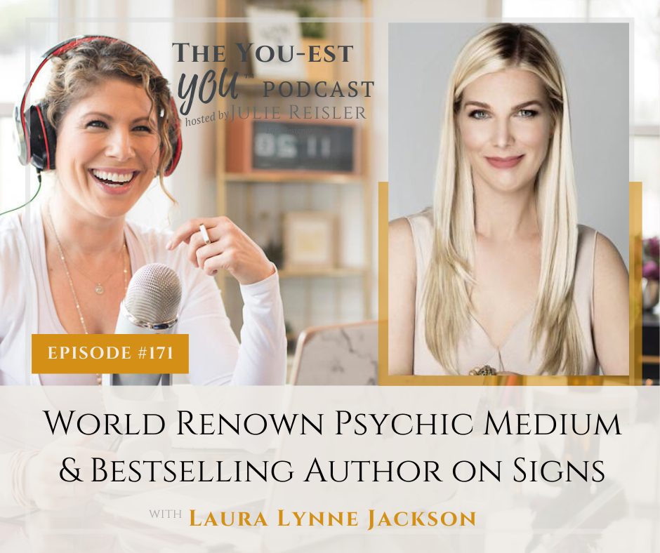 Laura Lynne Jackson on How to Access Your Psychic Powers