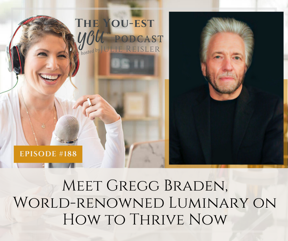 Gregg Braden on How to Thrive Now